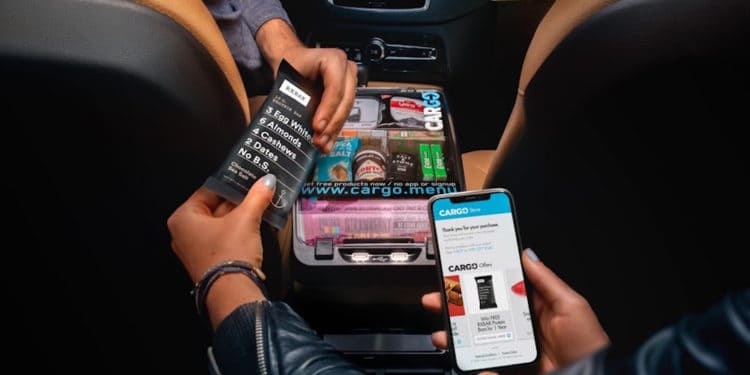 Your Uber Driver Might Have Your Beauty Hookup Thanks to Cargo