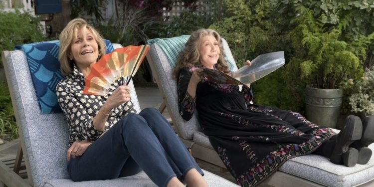 Grace and Frankie: Your New Netflix Binge