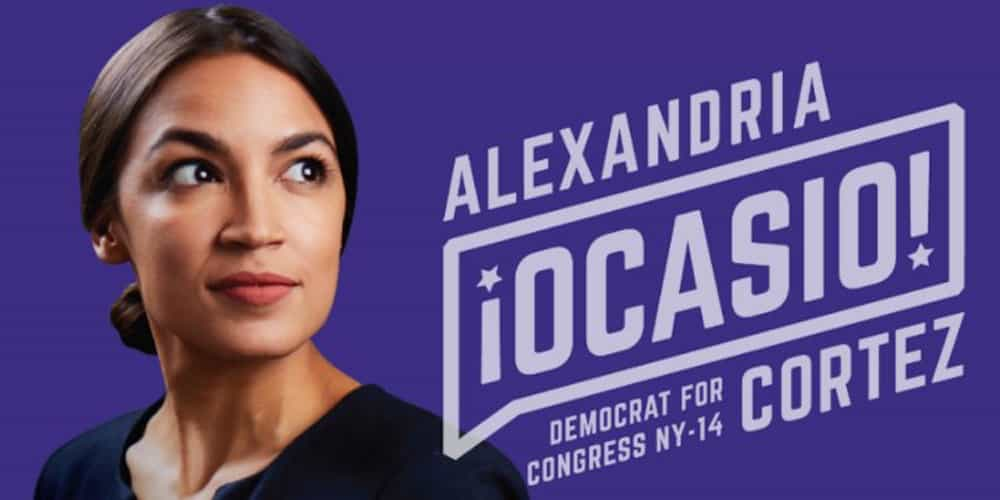 Who is NYC Primary Winner Alexandria Ocasio-Cortez?