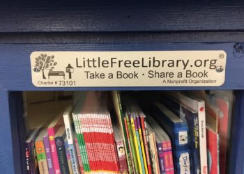 The Scoop on the First NYC Underground Little Free Library