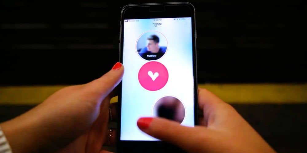Rest Your Swiping Thumbs - Vyve Will Match You!