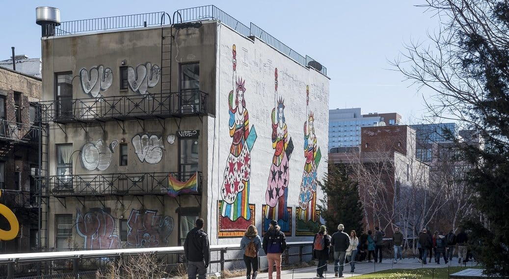 Get Your Insta Poppin' with These 8 NYC Murals