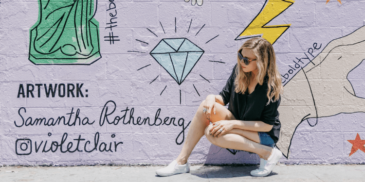 The 411 On Violet Clair's Samantha Rothenberg