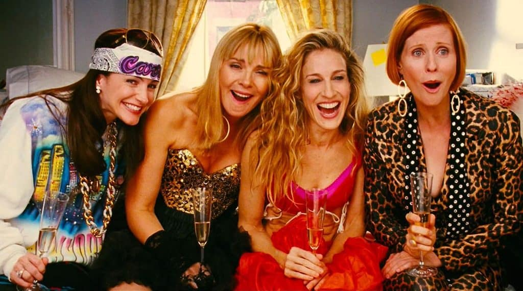 The Guide To Celebrating Sex and the City's 20th This Weekend