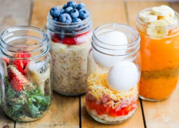 10 Healthy Meal-Prep Breakfasts to Jump-Start your Day
