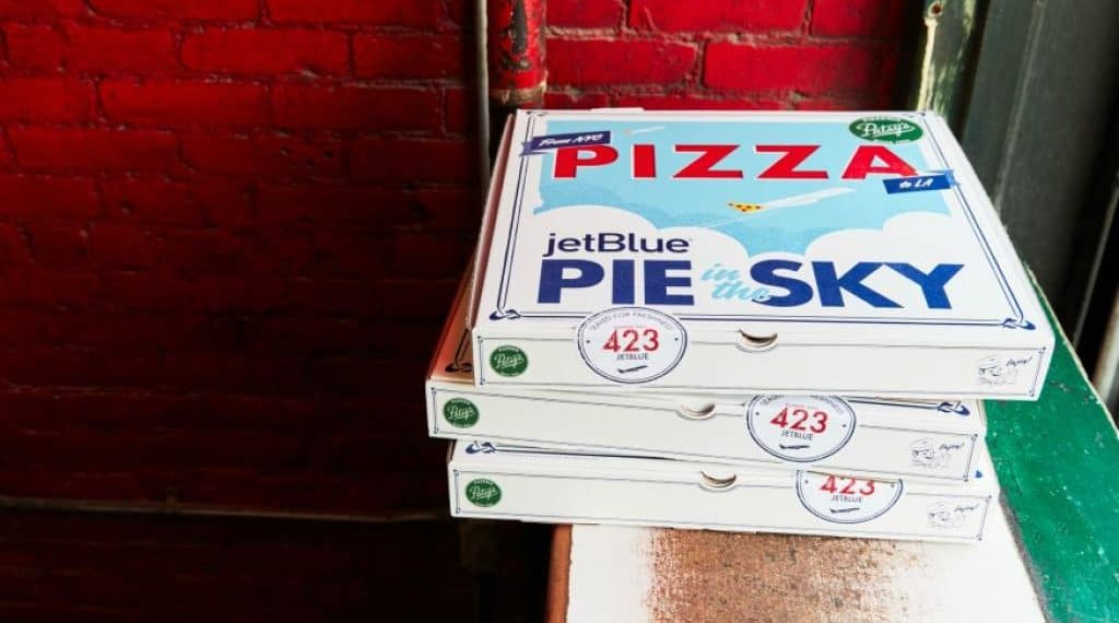 New York City Shared Its Pizza with the West Coast