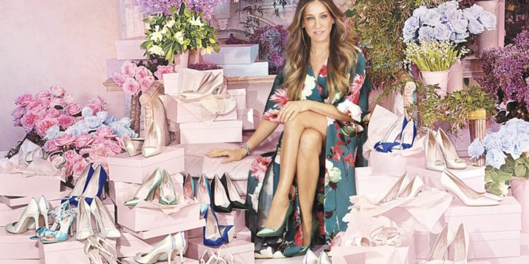 SJP Collabs With Gilt For Bridal Collection