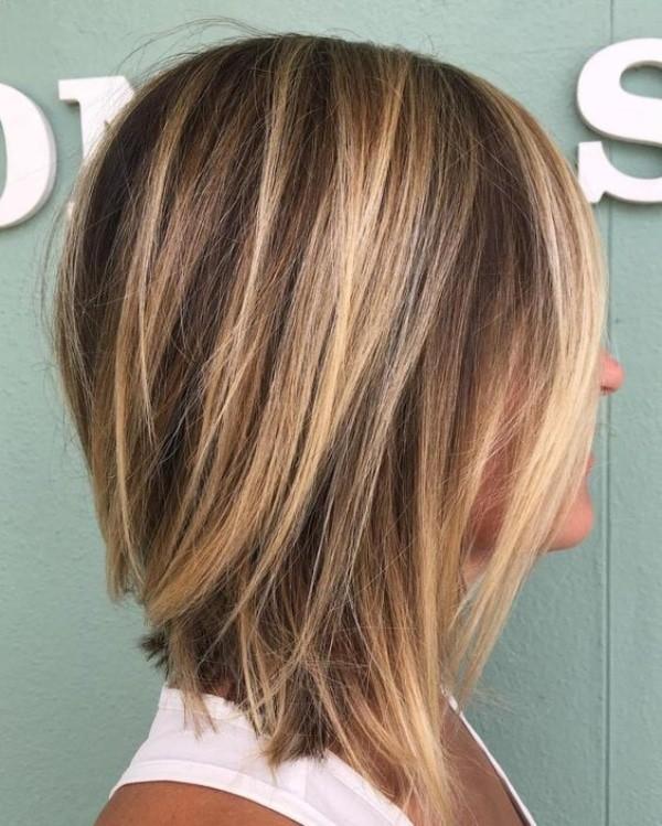 Medium Hair Front Layers Haircut 53