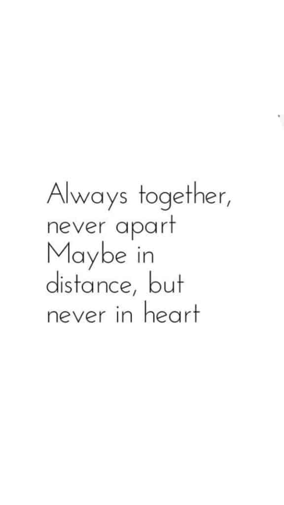 Long Distance Relationship Love Quotes - New York Gal
