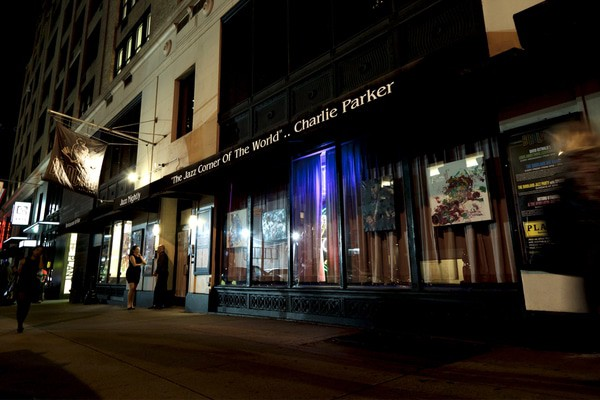 Birdland Jazz Club was praised by Charlie Parker.