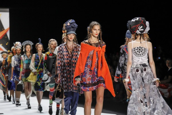 Some New York Fashion Week events are open to the public.
