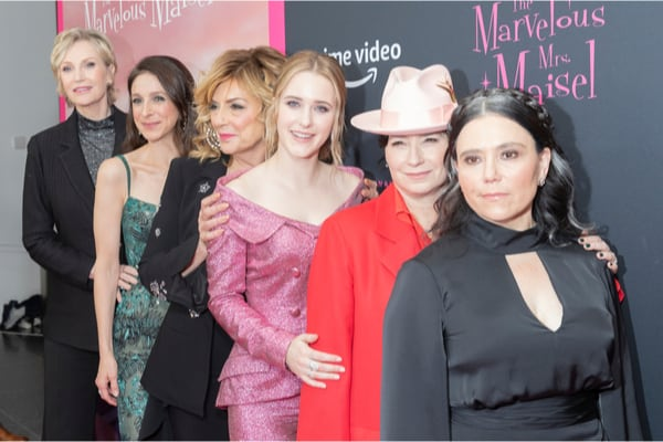 The Marvelous Mrs. Maisel season 3 amazon press