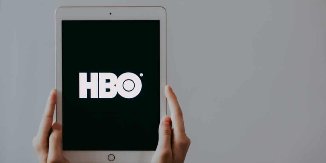 HBO tv show tablet