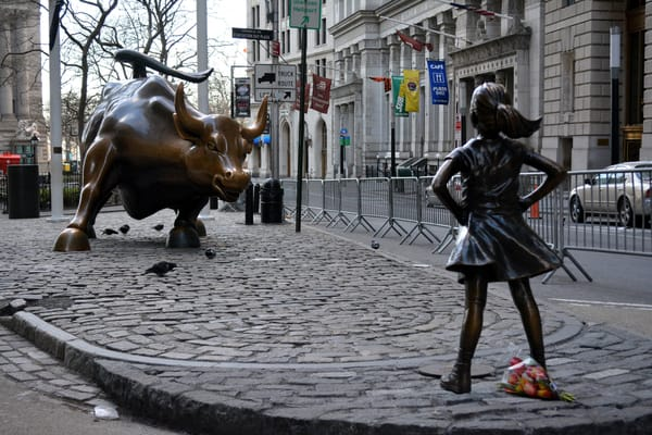 sexism in the workplace wall street
