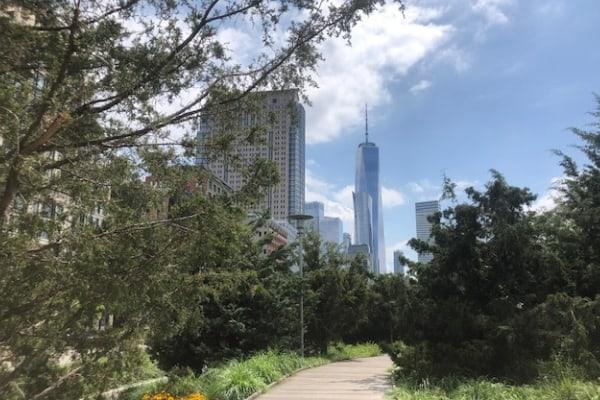 Hudson River Park Gardens
