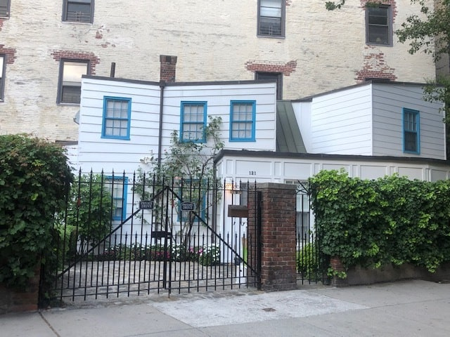 Goodnight Moon House in the West Village
