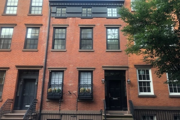 West 4th Street Home in the West Village