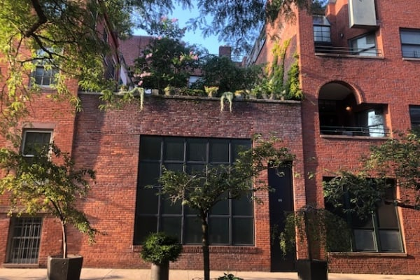 Horacio Street Home in the West Village