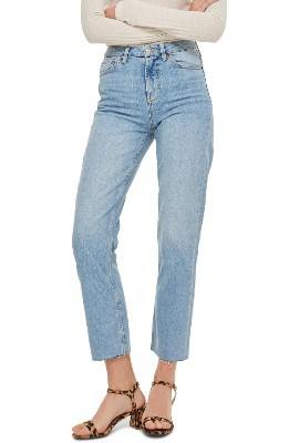 Light-Wash Jeans