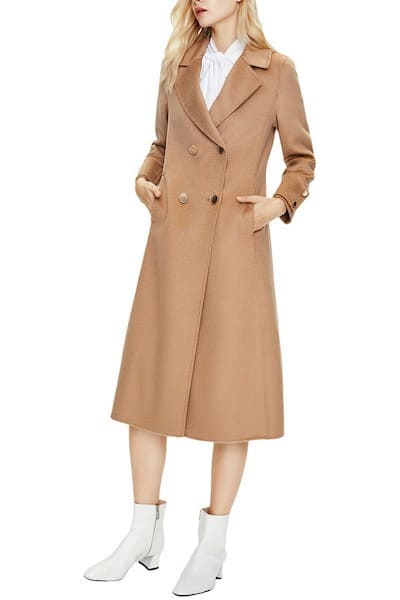 Coatme Wool Coat