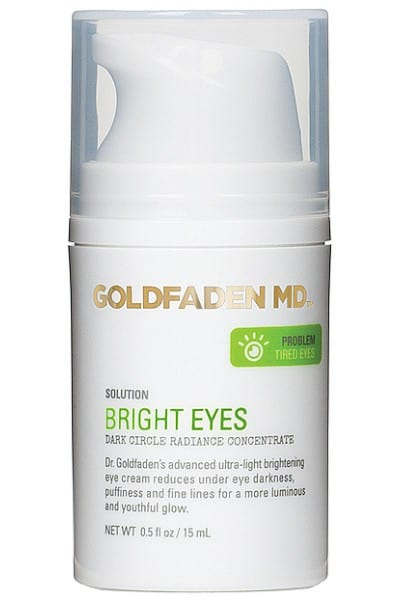 Goldfaden MD Bright Eyes Dark Circle Radiance Concentrate