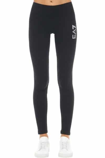 EA7 Emporio Armani Train Stretch Cotton Leggings