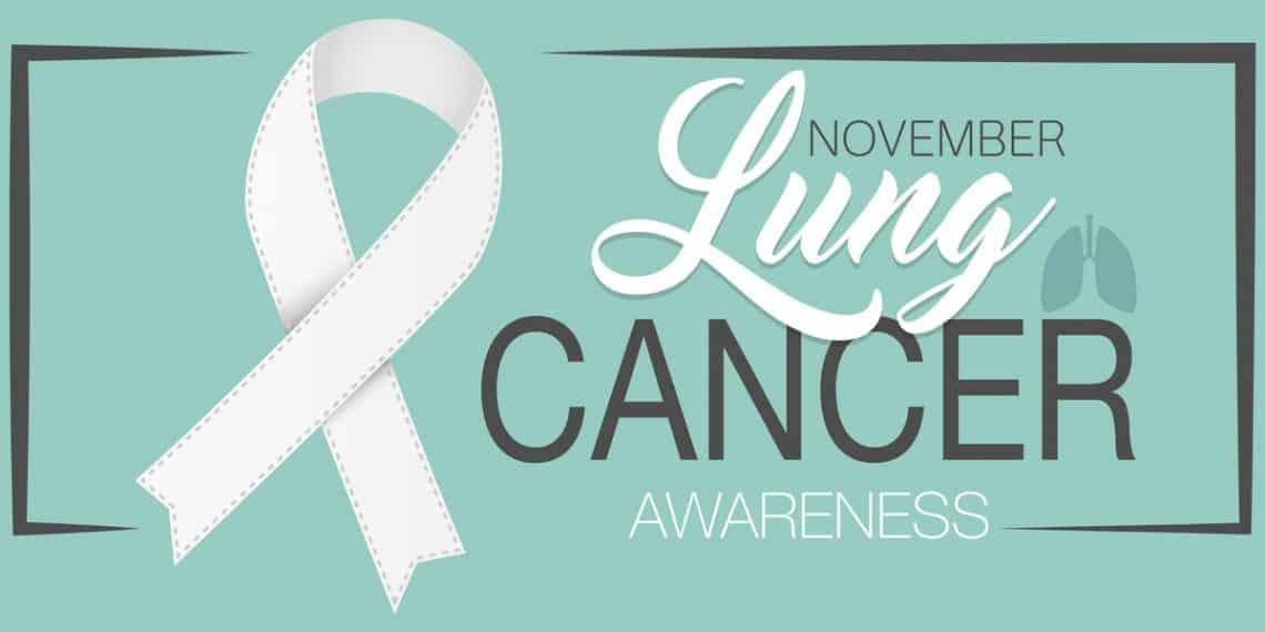 Lung Cancer Awareness Month 2020