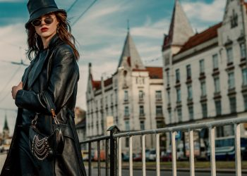 Long trench coats for fashion