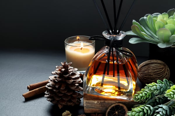 Apotheke candles and diffusers
