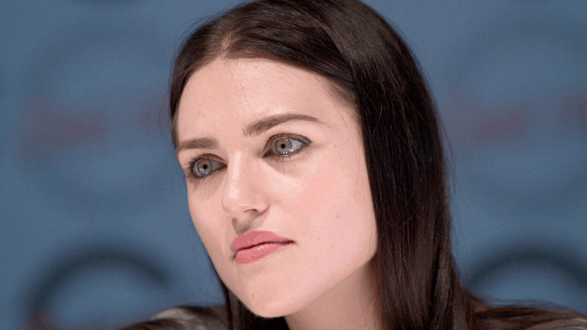 The Story Behind Katie McGrath and Her Unique Eyes