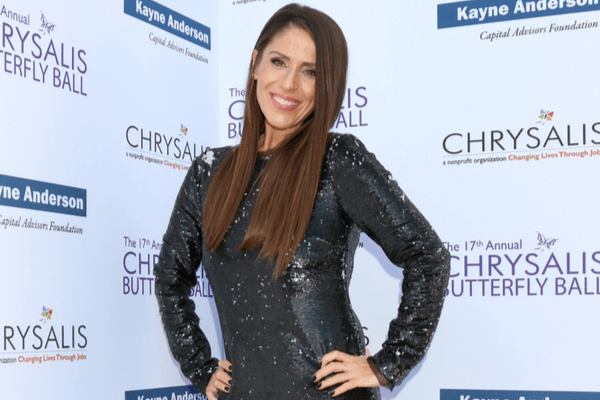 Soleil Moon Frye at an award show
