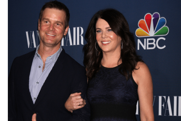 Peter Krause and Lauren Graham: Five years in Hollywood