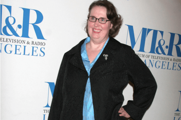 Phyllis Smith was a casting associate and cheerleader