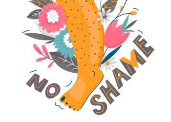 No shave, no shame!