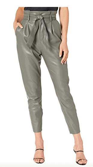 Steve Madden leather pants